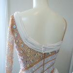 2/14 オーダードレスの装飾追加と新フロート!