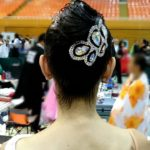 7/18 kuromi2様から「オーダーの髪飾り」の商品レビュー♪